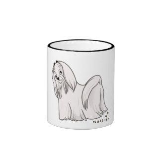 Maltese Ringer Mug
