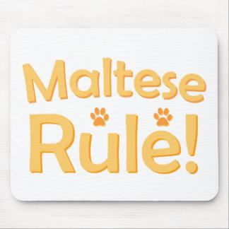Maltese Rule! Mouse Pad