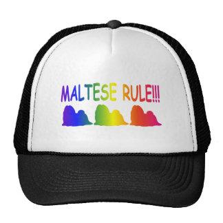 Maltese Rule Trucker Hat