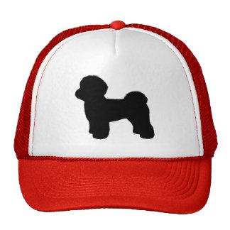 Maltese Silhouette Trucker Hat