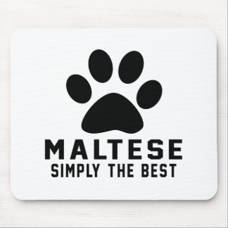 Maltese Simply the best Mouse Pads