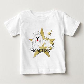 Maltese Stars Baby T-Shirt