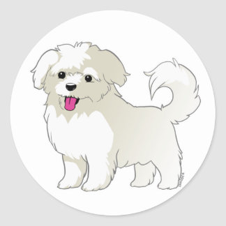Maltese Sticker