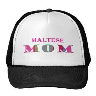 MalteseMom Trucker Hat