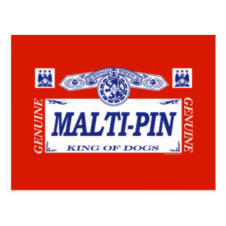 Malti-Pin Postcard