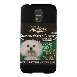 Maltipoo – Organic Coffee Company Galaxy S5 Case