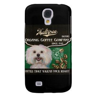 Maltipoo – Organic Coffee Company Samsung S4 Case