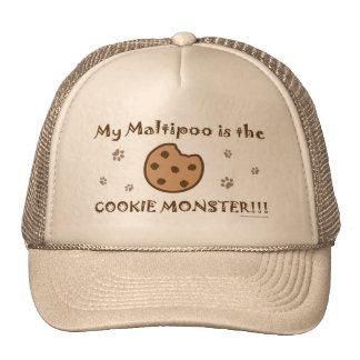 Maltipoo Trucker Hats