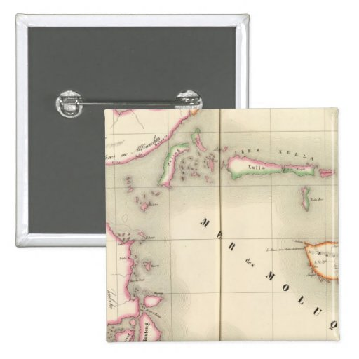 Maluku Oceanía ningunos 21 Pins
