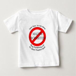 Malum Prohibitum Baby T-Shirt