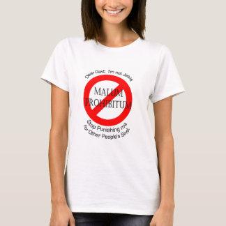 Malum Prohibitum T-Shirt