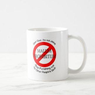Malum Prohibitum Taza De Café