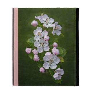 Malus Blossom iPad Folio Case