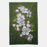 Malus Blossom Kitchen Towel