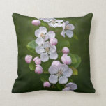 Malus Blossom Pillow