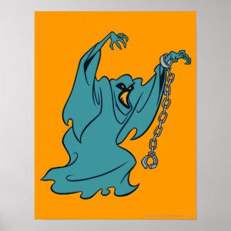 Malvados fantasmas 01 del tecnicolor poster