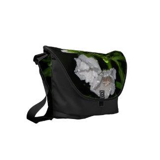 Malvales Small Messenger Bag
