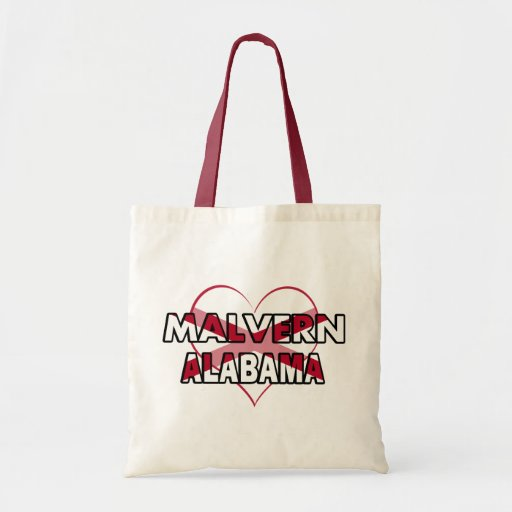 Malvern, Alabama Bolsa Tela Barata