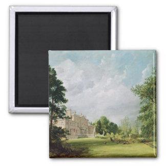 Malvern Hall, Warwickshire, 1821 Magnet