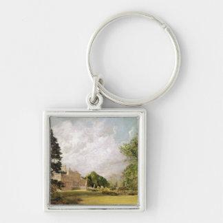 Malvern Hall, Warwickshire, c.1820-21 (oil on canv Key Chains