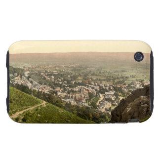 Malvern I, Worcestershire, Inglaterra iPhone 3 Tough Cárcasa