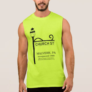 Malvern PA - Church Street t-shirt