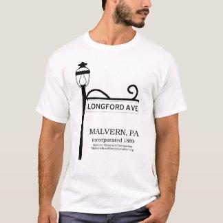 Malvern PA - Longford Avenue t-shirt