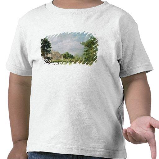Malvern Pasillo, Warwickshire, 1821 Camiseta
