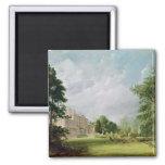 Malvern Pasillo, Warwickshire, 1821 Imán De Nevera
