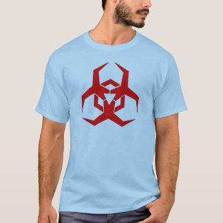 Malware Hazard Symbol Shirt