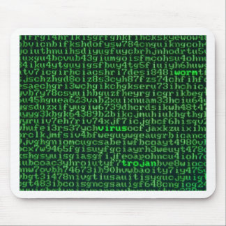 Malware Mouse Pad