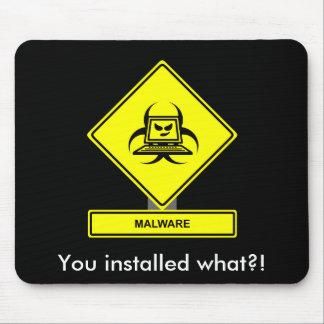 Malware Mousepad