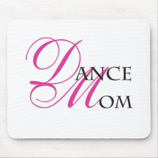Mamá 01 de la danza alfombrillas de ratón
