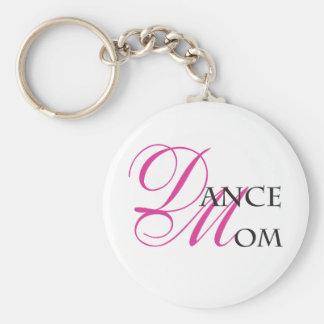 Mamá 01 de la danza llavero redondo tipo pin