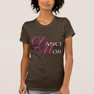 Mamá 01 de la danza camiseta