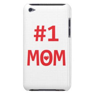 Mamá #1 barely there iPod cárcasa
