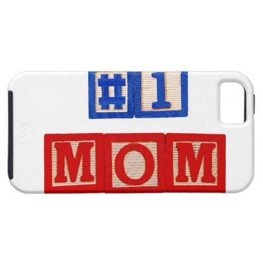 Mamá #1 funda para iPhone SE/5/5s