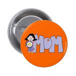 Mamá #1 pin