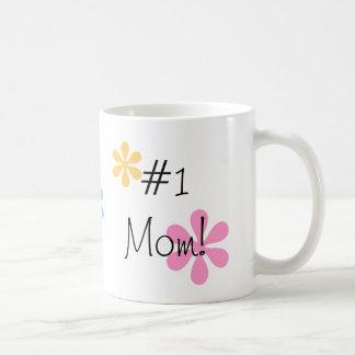 ¡Mamá #1! Taza