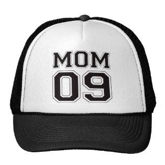 Mamá 2009 - Negro Gorro De Camionero