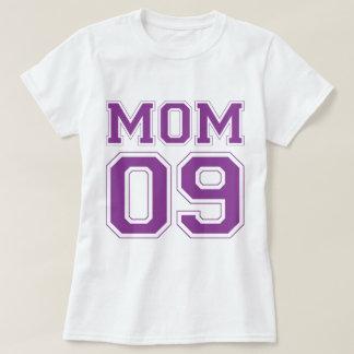 Mamá 2009 - Púrpura Playera