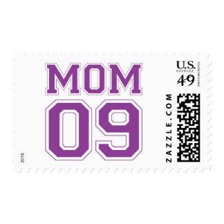 Mamá 2009 - Púrpura Sellos