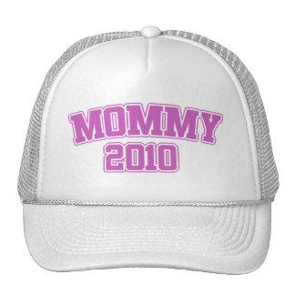 Mamá 2010 gorras