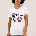 Mamá 2 de Bruselas Griffon Camisetas