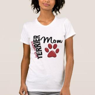 Mamá 2 de Jack Russell Terrier Camiseta