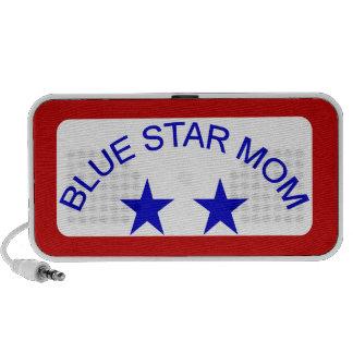 Mamá 2 de la estrella azul PC altavoces