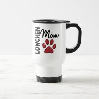 Mamá 2 de Lowchen Tazas De Café