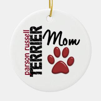 Mamá 2 de Russell Terrier del párroco Adorno