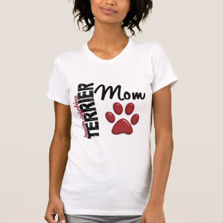 Mamá 2 de Staffordshire Terrier americano Playeras
