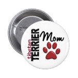 Mamá 2 de Terrier tibetano Pins